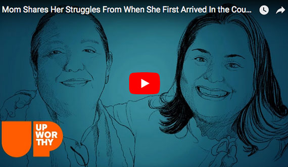 Mom Shares Her Struggles From When She First Arrived In the Country as an Immigrant
