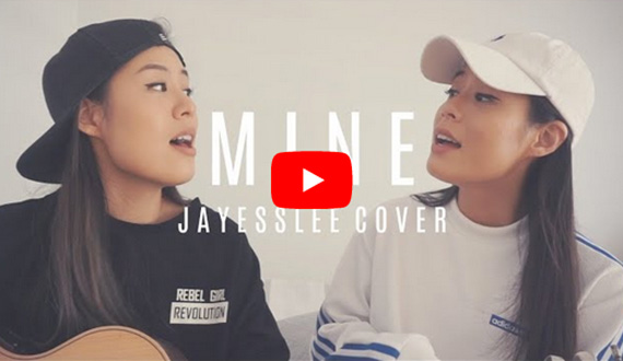 MINE | BAZZI (Jayesslee Cover - Clean)