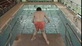 Mr Bean Goes Swimming